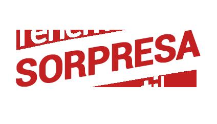 Tenemos una sorpresa para ti!